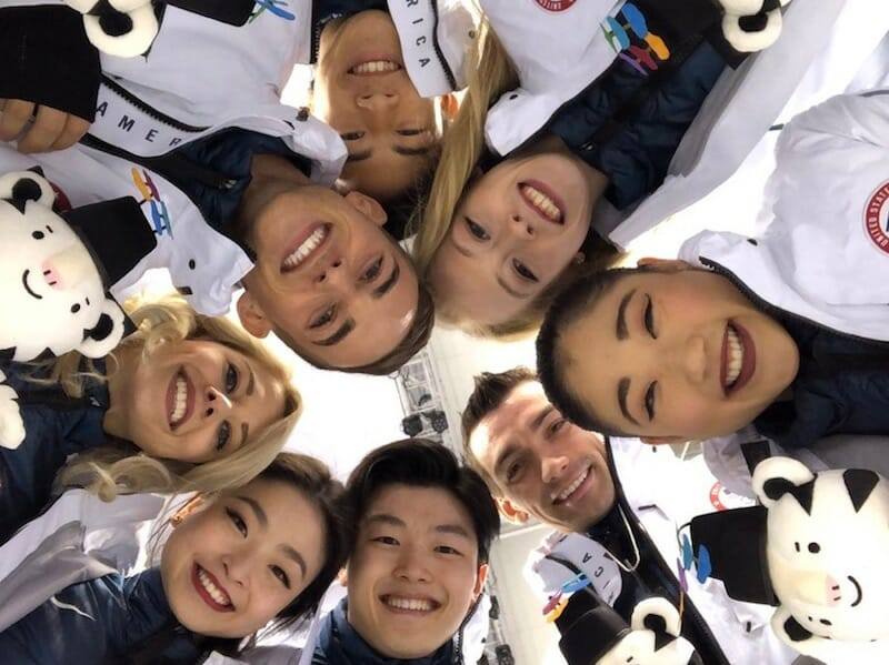Team physician for US Figure Skating shares his Olympic experience and insights