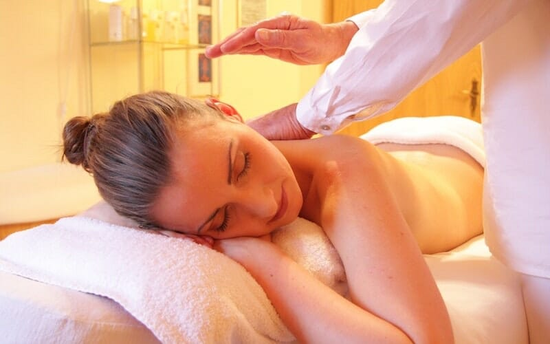 How does having a regular massage improve your health?