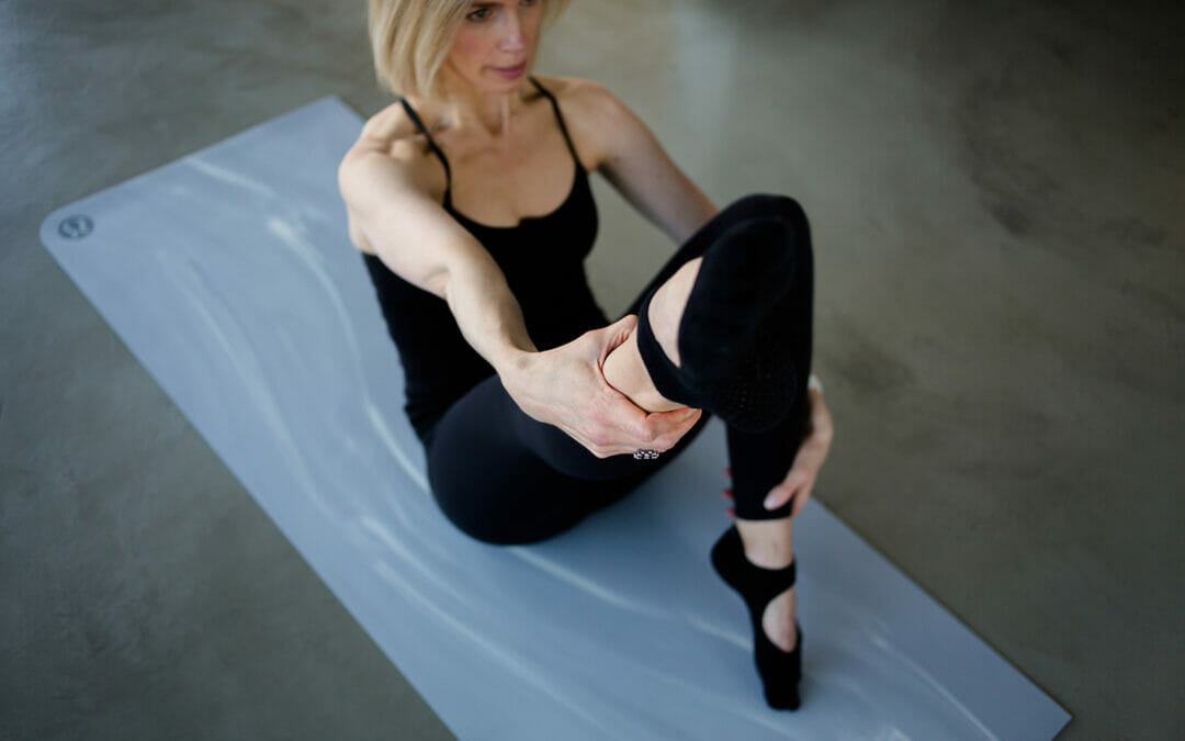 Learn to deepen your practice by using the Pilates principles.