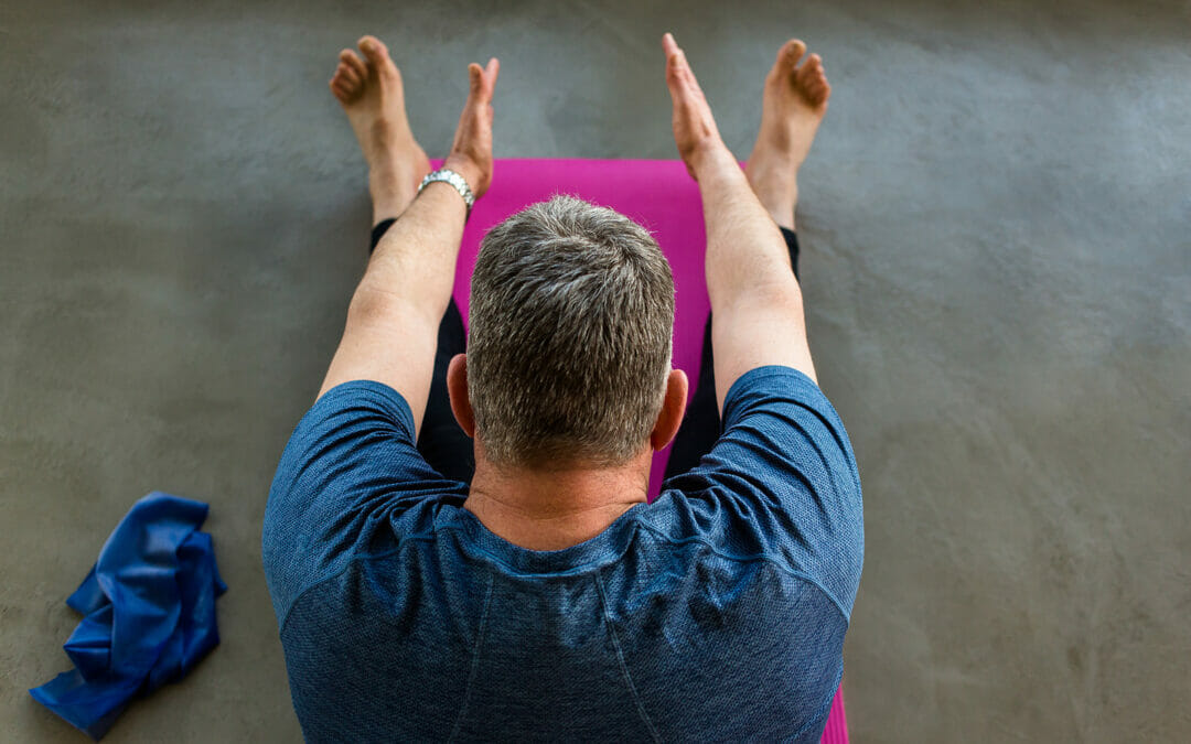 Four ways to modify your Pilates practice for back pain.