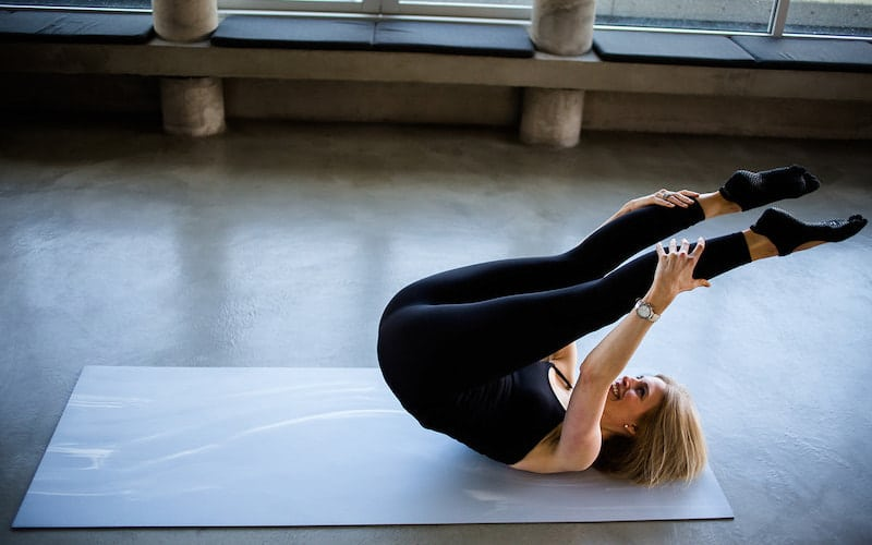 How to maintain your Pilates body as you age.